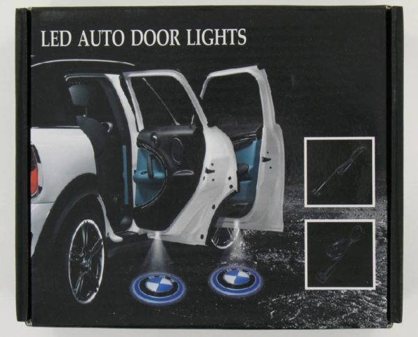 LED Car Door Lamp Logo