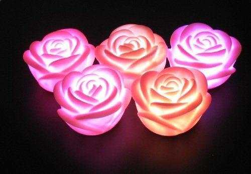 LED Decoration Sleeping Beauty