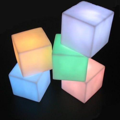 LED Mini Decoration Cube