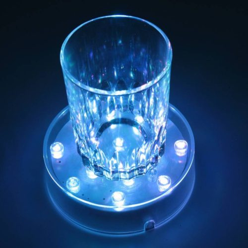 LED Multi Color Platform 10cm around