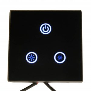 LED Touch Panel Control Single Color