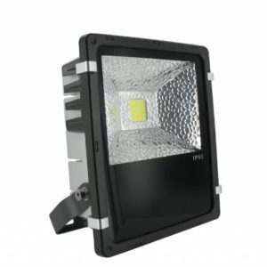 LED bouwlamp Bright White 50W