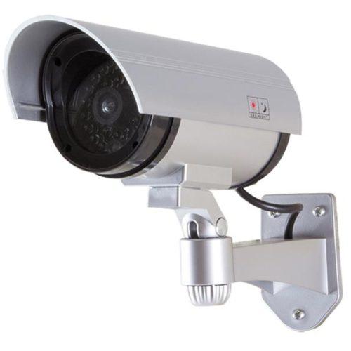 LogiLink Dummy Security IR Camera Silver (SC0204)