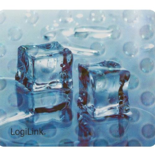 LogiLink Mousepad in 3D design, Ice Cube (ID0152)