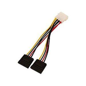 LogiLink SATA Y-Power Cable 0,15m (CS0007)
