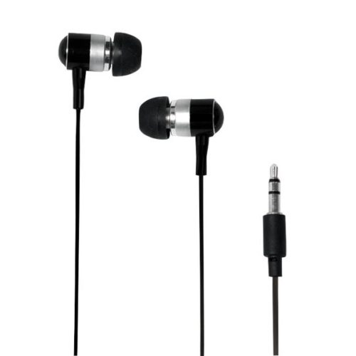 LogiLink Stereo In-Ear Earphones black (HS0015A)
