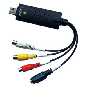 LogiLink USB 2.0 Video Grabber (VG0001A)