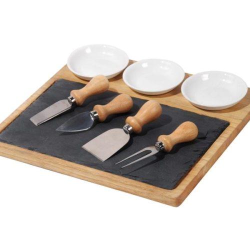 MK Bamboo DÜSSELDORF - Cheese Board Set (9-pcs)