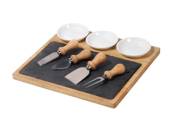 MK Bamboo DÜSSELDORF - Cheese Board Set (9-pcs)