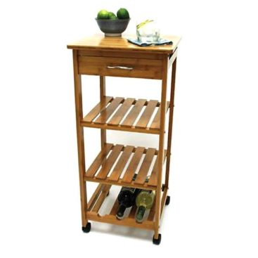 MK Bamboo NAPOLI - Kitchen Trolley