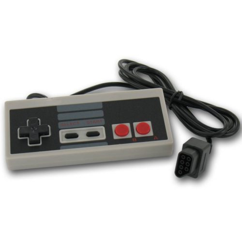 NES Controller for PAL consoles