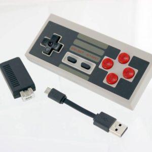NES30 Controller SET with Mini NES Retro Receiver