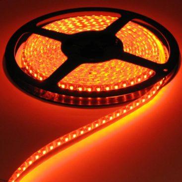 Orange Orange PCB 120led 5m IP65 Complete