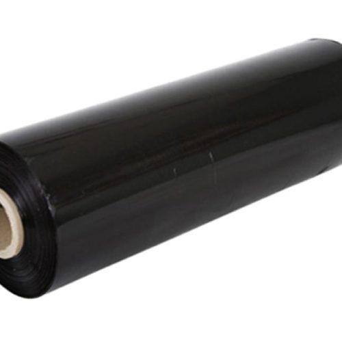 PE stretch film transparent (500mm wide, 300m long, 23my)
