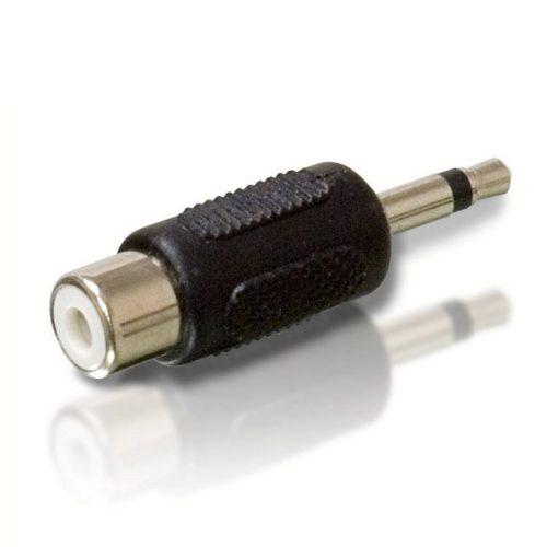 Philips 3.5mm Jack Male to RCA RCA Female