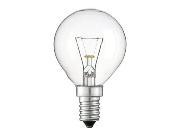 philips light bulb tropfen 25 watt e14 clear 10 pcs. Black Bedroom Furniture Sets. Home Design Ideas