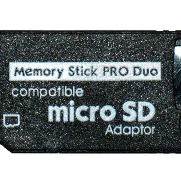 Pro Duo Adapter for MicroSD