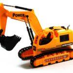 RC Digger Excavator 5 Channel (orange) - 8035E