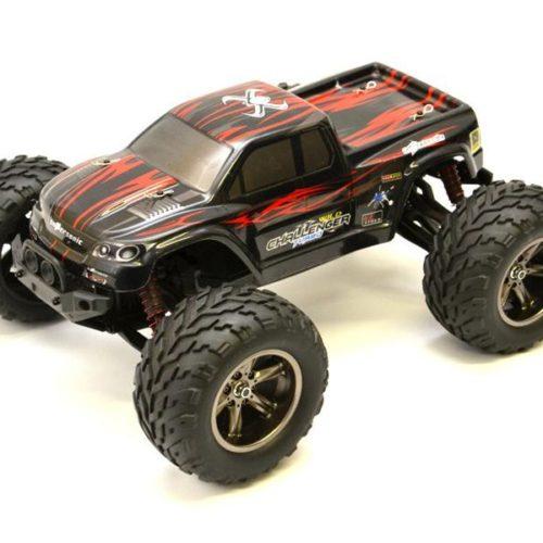 RC Monster Truck Challenger Turbo 112 2.4Ghz 40+ km
