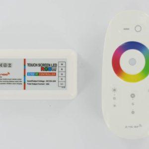 RF Controller for RGB and RGB + W + WW Strips