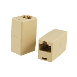 RJ45 Coupler 1:1 Connection