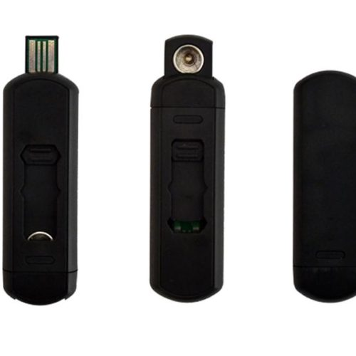 Rechargeable USB electronic cigarette mini-lighter