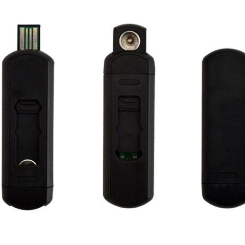 Rechargeable USB electronic cigarette mini-lighter