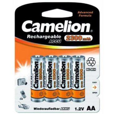 Rechargeable batteries Camelion AA Mignon 2300mAH (4 Pcs)