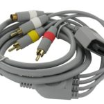 S-Video + RCA AV Cable for Nintendo Wii 1.8m