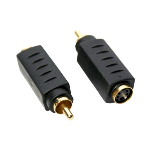 S-Video to RCA Adapter