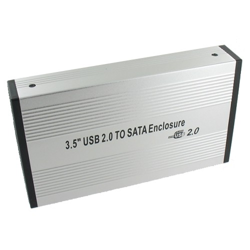 SATA USB 3.5'' HDD Enclosure