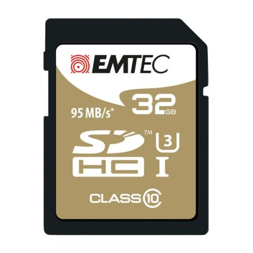 SDHC 32GB EMTEC SpeedIn CL10 95MB