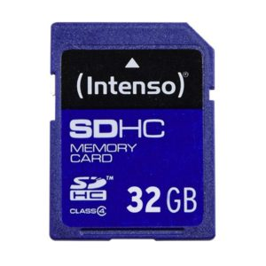SDHC 32GB Intenso CL4 Blister