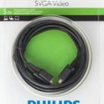 SVGA Video Cable 5 meter Male-Male