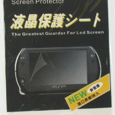 Screen Protector for PSP GO