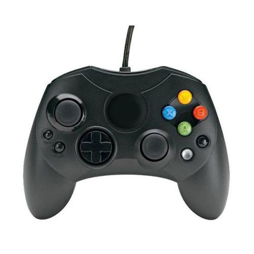 Shock Controller S (Black) for Xbox BULK