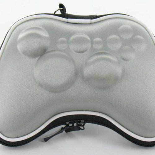 Silver Controller Case for XBOX 360