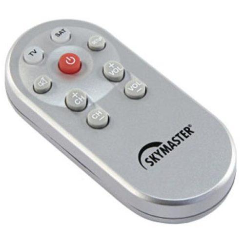 Skymaster Universal 2 in 1 Zapper Remote Control