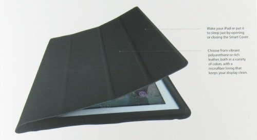 Smart case for iPad 2 and iPad 3