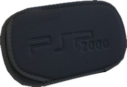Soft Sleeve Black for PSP