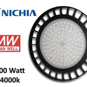 UFO LED High Bay Warehouse Light 100W