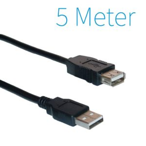 USB 2.0 Extension Cable 5 Meter