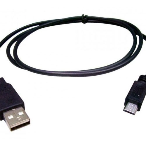 USB 2.0 cable - USB to Micro USB - 2,0 Meter