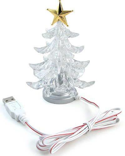 USB Christmas tree with RGB 7 Colors