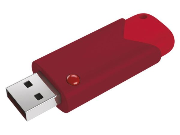 USB FlashDrive 128GB EMTEC Fast Click 3.0 100MB