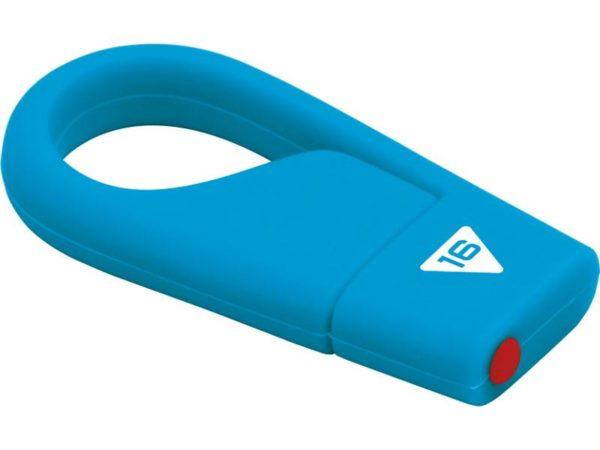 USB FlashDrive 16GB EMTEC HANG D200 (Blue)