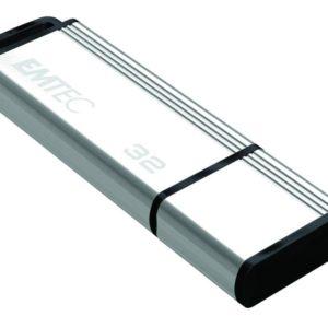 USB FlashDrive 32GB EMTEC S800 Metal 3.0 (Silver)