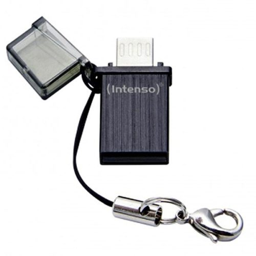 USB FlashDrive 32GB Intenso Mini Mobile Line OTG 2in1 Blister