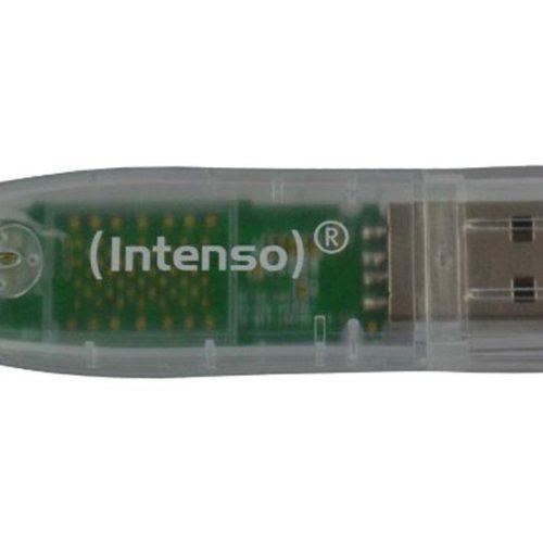USB FlashDrive 32GB Intenso RAINBOW LINE Blister