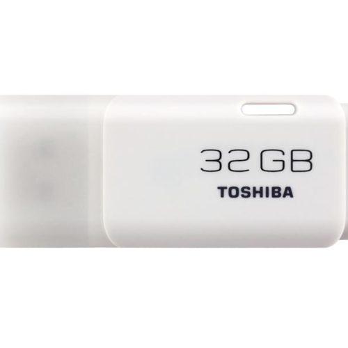 USB FlashDrive 32GB Toshiba TransMemory Blister (white)